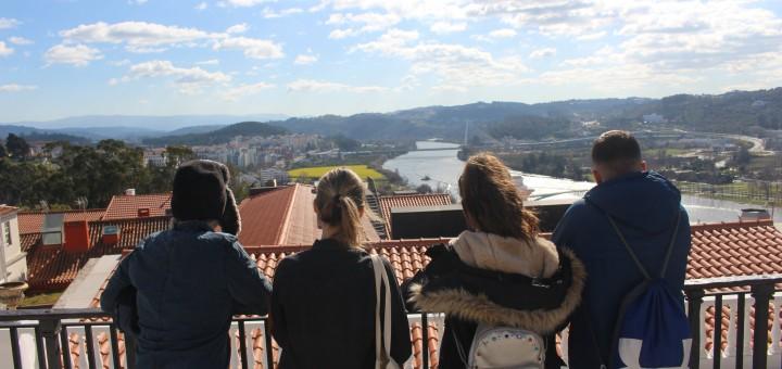 Coimbra - vyhlad
