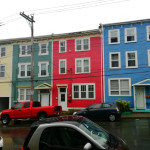 Farebné domy