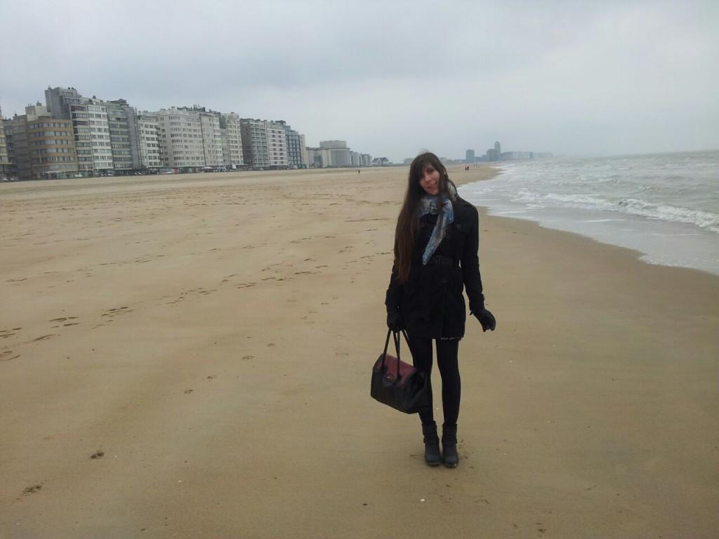 Oostend – ahoj oceán